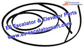 Thyssenkrupp Escalator Parts 8002030000 Polyethylene foamed plastic