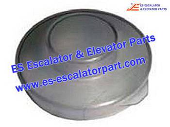 Thyssenkrupp Escalator Parts 8002720000 Hollow shaft cap