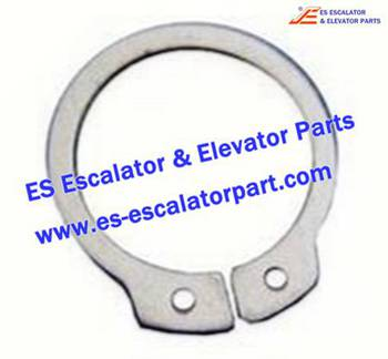 Thyssenkrupp Escalator Parts 7045230000 Position Ring DIN471