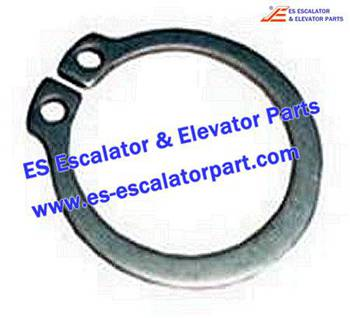 Thyssenkrupp Escalator Parts 7045110000 Position Ring DIN471