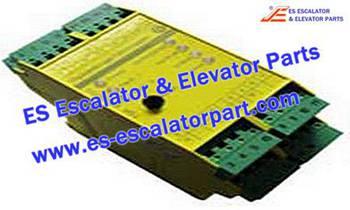 Thyssenkrupp Escalator Parts 6800570000 Speed monitor TSR