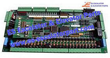 Thyssenkrupp Escalator Parts 6490620000 DIAGNOSTIC BOARD TF134-PL