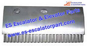 Thyssenkrupp Escalator Parts 4090110000 Comb plate