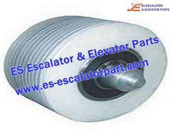 Thyssenkrupp Escalator Parts 1709154000 Roller