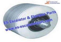 <b>1709147200 Escalator Handrail Pulley</b>