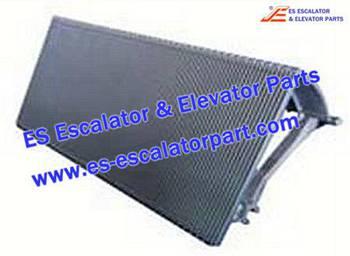 Escalator Parts 1705816400 ECOAluminum step