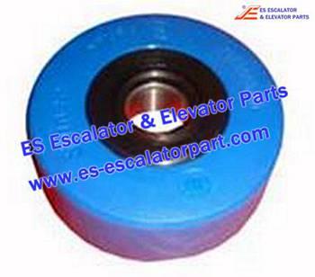 Thyssenkrupp Escalator Parts 1705779800 Step roller