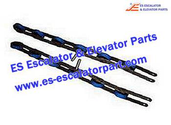 Thyssenkrupp Escalator Parts 1705779400 Step Chain