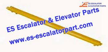 Thyssenkrupp Escalator Parts 1705752600 Yellow Step Demarcation
