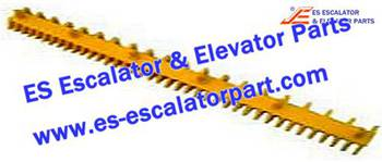 Thyssenkrupp Escalator Parts 1705728300 Step Demarcation