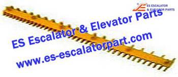 Thyssenkrupp Escalator Parts 1705728100 Safety border