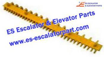 Thyssenkrupp Escalator Parts 1705724700 Step Demarcation