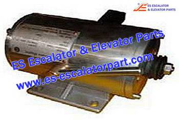 Thyssenkrupp Escalator Parts 1701942300 Brake coil 600N