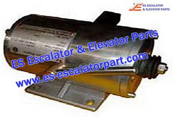 Thyssenkrupp Escalator Parts 1701941700 Brake coil 600N