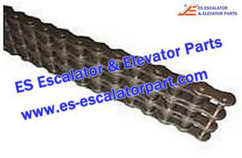 Thyssenkrupp Escalator Parts 1701705400 Drive chain