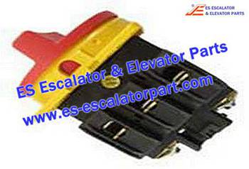 Thyssenkrupp Escalator Parts 8609000085 MAIN SWITCH