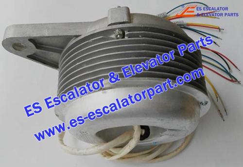 Schindler Elevator Parts 780106-8 QKS9 Door motor MOKS9-6/12