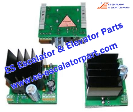 Schindler Escalator Parts 897219A Power Board