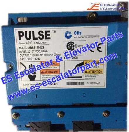 OTIS Elevator Parts ABA21700X2 Test Box