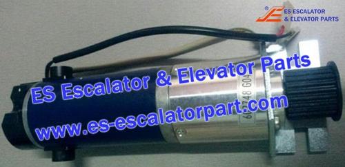 KONE Elevator Parts 602748G04 door motor