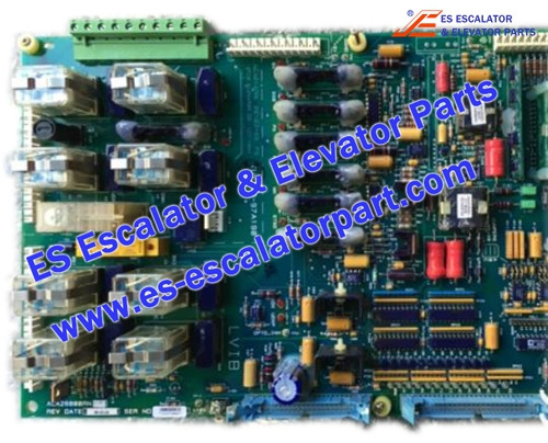 OTIS Escalator Parts ACA26800RN1 PCB