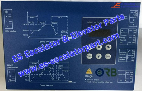 Thyssenkrupp Elevator Parts BG201 Door Control