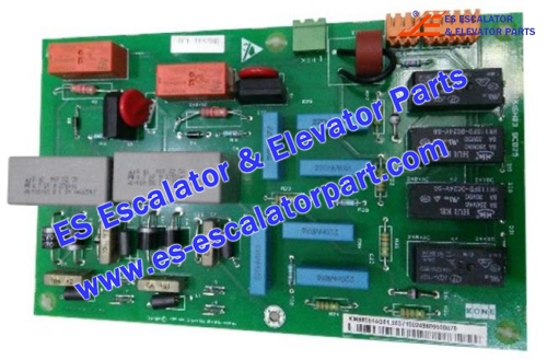 KONE Elevator Parts KM885514G01 Brake module power board