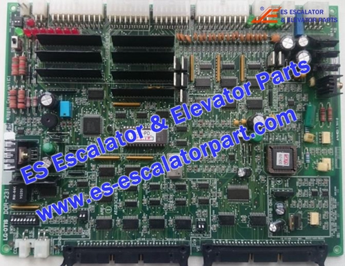 LG/SIGMA Elevator Parts DOR 231 PCB