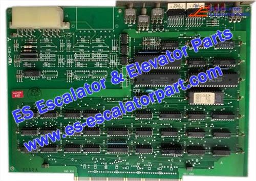 Mitsubishi Elevator Parts KCB-03A PCB