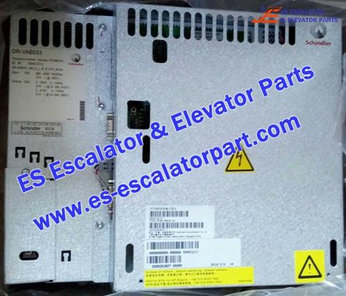 Schindler Elevator Parts 59401213 VAB33 Inverter