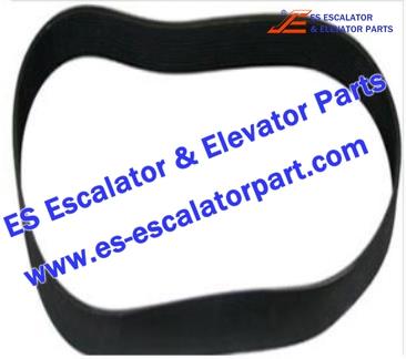 Escalator parts 50642938 HANDRAIL PRESSURE BELT