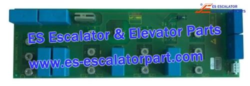 OTIS Elevator Parts GAA26800L1 Inverter board