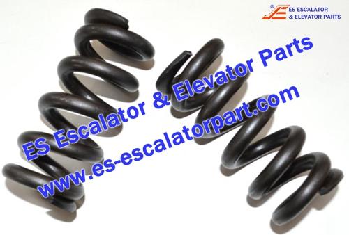 Schindler Escalator Parts XAA90P2 Traction spring