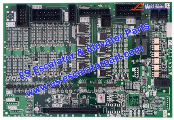 Mitsubishi Elevator Parts KCA-1190A PCB