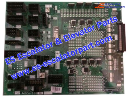 Mitsubishi Elevator Parts KCA-1081B PCB