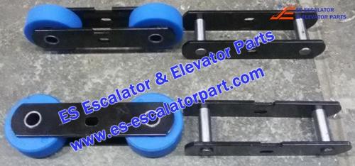 OTIS Escalator Parts SSL Pedal chain