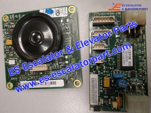 KONE Elevator Parts KM806910G02 PCB