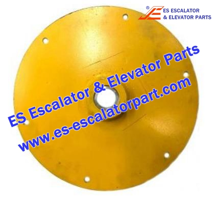 Escalator Parts SCH394074 Friction wheel
