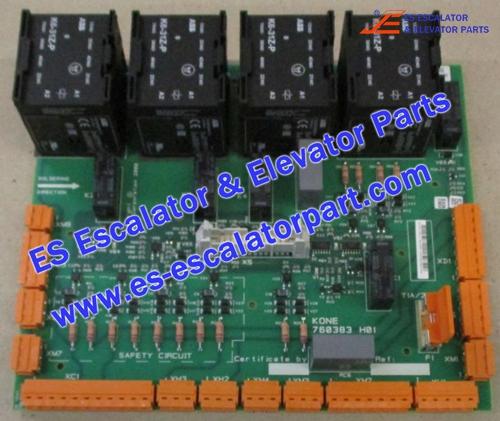 KONE Elevator Parts KM760380G01 PCB