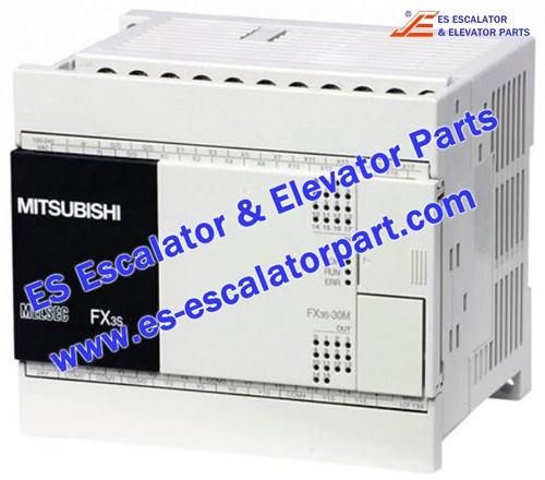 Escalator Parts FX3SA-30MR-CM PLC
