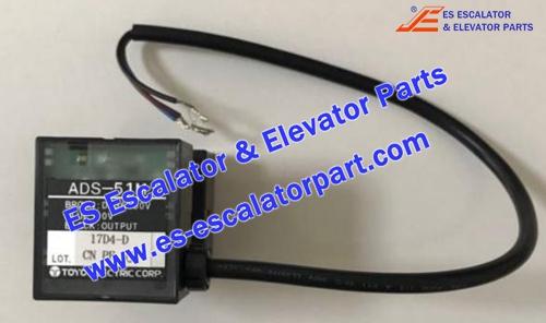 Mitsubishi Elevator Parts ADS-51M sensor switch