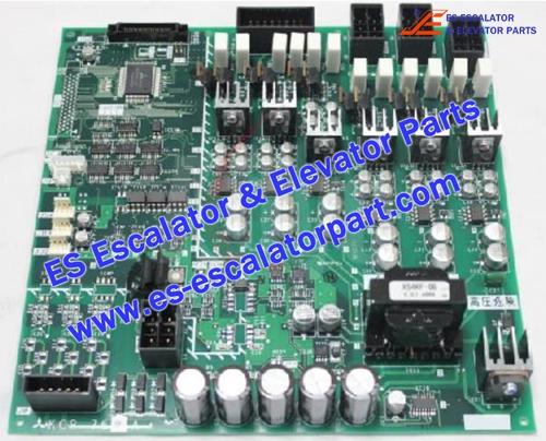 Mitsubishi Elevator Parts KCR 762A PCB