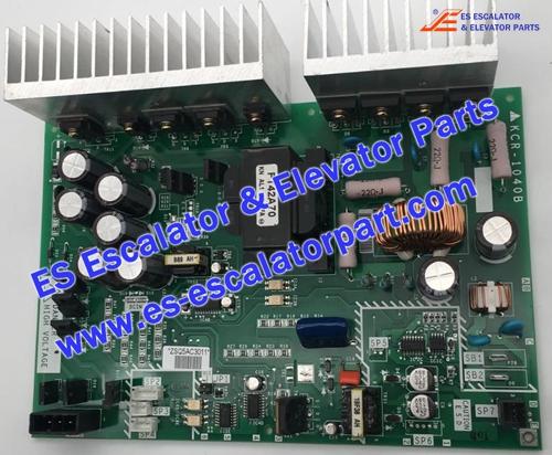Mitsubishi Elevator Parts KCR-1040B PCB