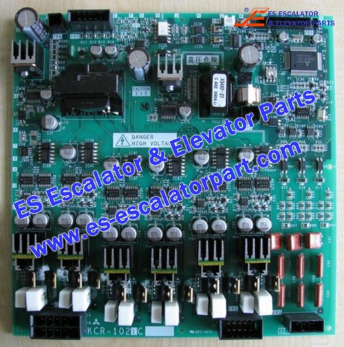 Mitsubishi Elevator Parts KCR 1021C PCB