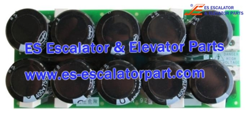 Mitsubishi Elevator Parts KCN-920A PCB