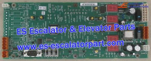 KONE Elevator Parts KM763600G02 LAND OPERATING PANEL