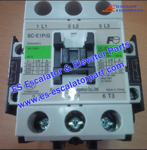 FERMATOR Elevator Parts SC-E1P/G Contactor