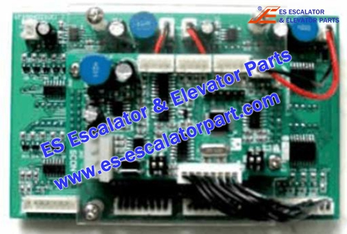 Schindler Elevator Parts SCOP-SCON-0410 PCB