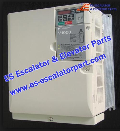 Elevator Parts CIMR-VB4A0018 Motor