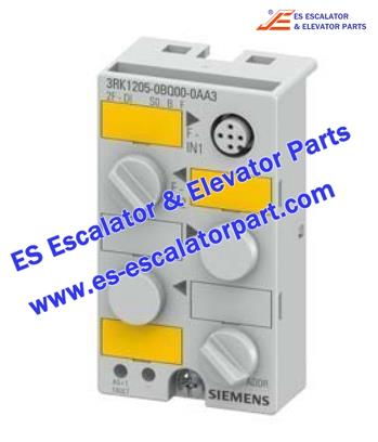 Thyssenkrupp Escalator Parts 3RK1205-0BQ00-0AA3 AS-i Safety SLAVE